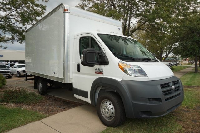 2018 ProMaster 3500 Standard Roof FWD,  American Cargo by Midway Cutaway Van #6590L - photo 4