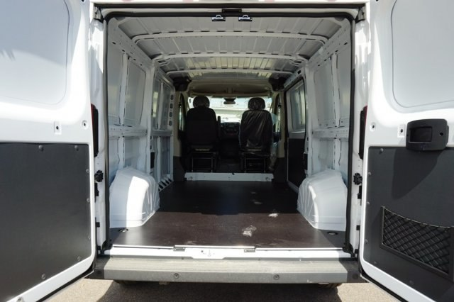 2018 ProMaster 1500 Standard Roof FWD,  Empty Cargo Van #6596L - photo 2