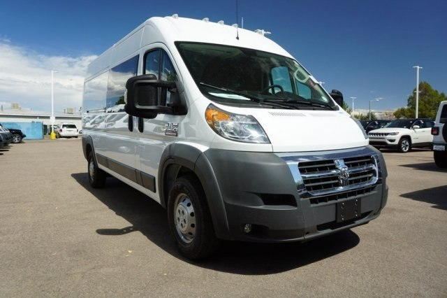 2018 ProMaster 2500 High Roof FWD,  Empty Cargo Van #6599L - photo 13