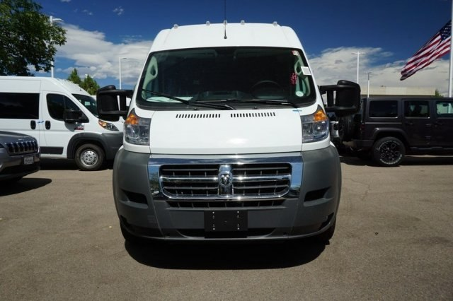 2018 ProMaster 2500 High Roof FWD,  Empty Cargo Van #6599L - photo 4