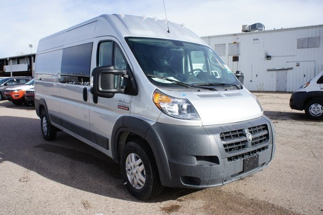 2018 ProMaster 2500 High Roof, Cargo Van #6611K - photo 8