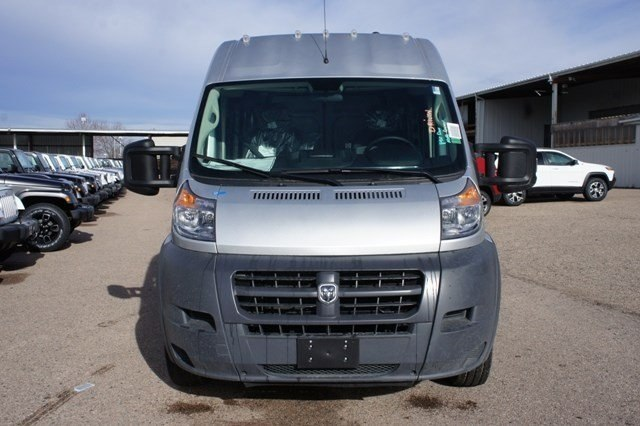2018 ProMaster 2500 High Roof,  Empty Cargo Van #6611K - photo 4