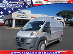 2018 ProMaster 2500 High Roof,  Empty Cargo Van #6611K - photo 1