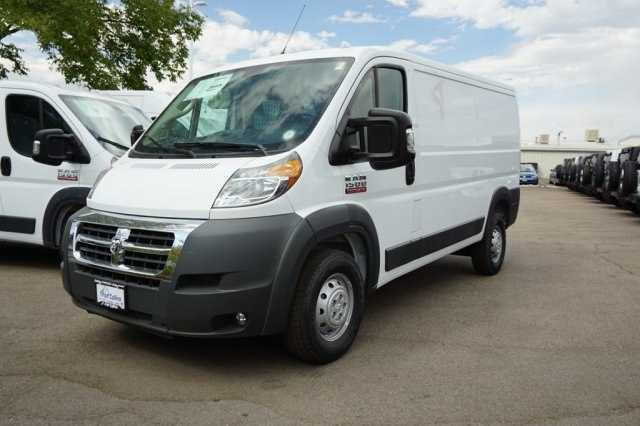 2018 ProMaster 1500 Standard Roof FWD,  Empty Cargo Van #6613L - photo 1