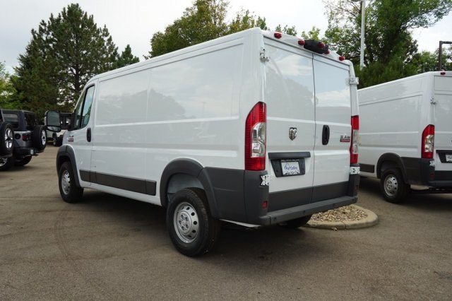 2018 ProMaster 1500 Standard Roof FWD,  Empty Cargo Van #6616L - photo 4