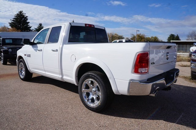 2018 Ram 1500 Quad Cab 4x4,  Pickup #6619K - photo 2