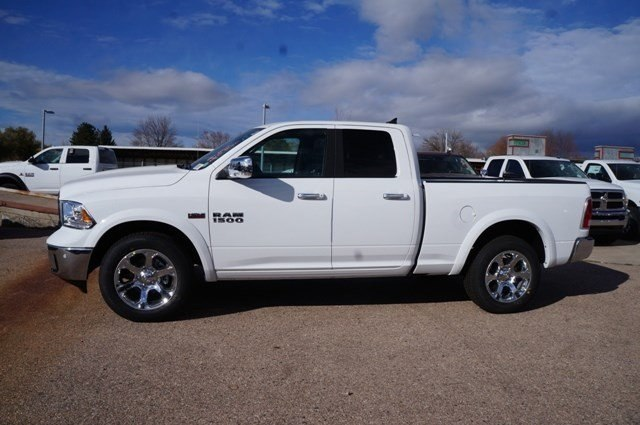 2018 Ram 1500 Quad Cab 4x4,  Pickup #6619K - photo 13