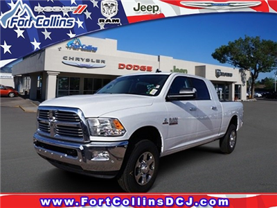 2018 Ram 3500 Mega Cab 4x4,  Pickup #6624K - photo 1