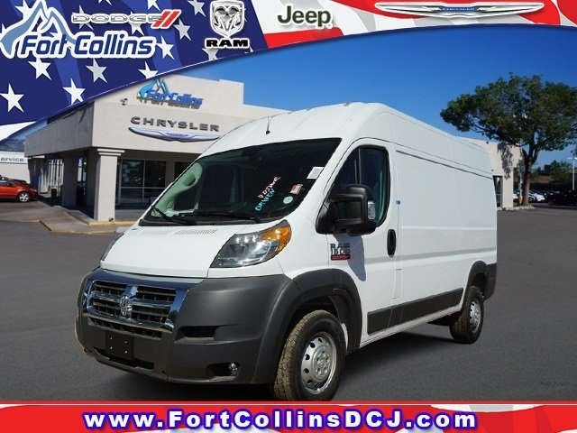 2018 ProMaster 1500 High Roof FWD,  Empty Cargo Van #6638L - photo 1