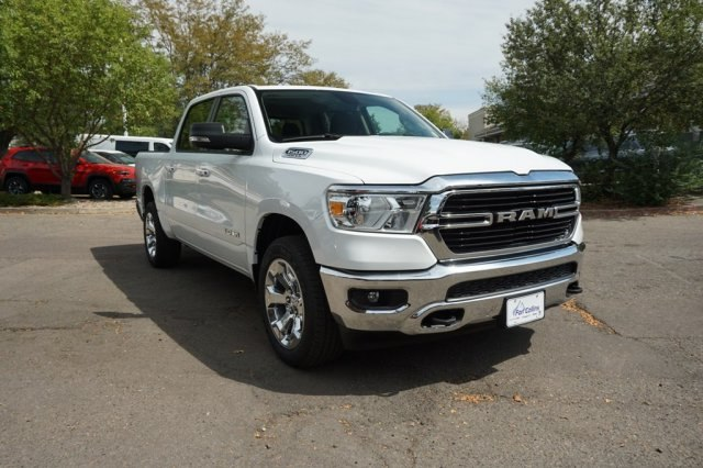 2019 Ram 1500 Crew Cab 4x4,  Pickup #6644L - photo 4