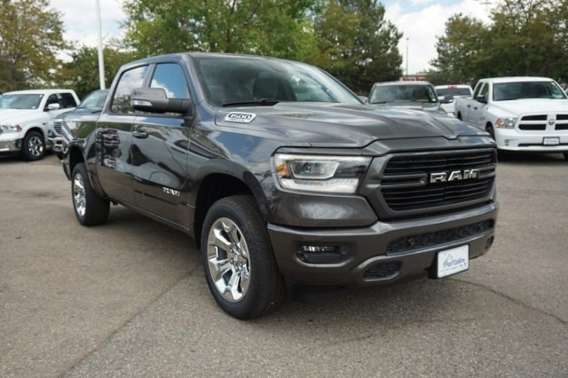 2019 Ram 1500 Crew Cab 4x4,  Pickup #6645L - photo 4