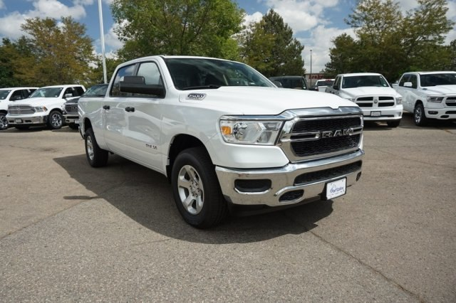2019 Ram 1500 Crew Cab 4x4,  Pickup #6661L - photo 4