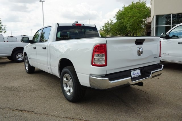 2019 Ram 1500 Crew Cab 4x4,  Pickup #6662L - photo 2
