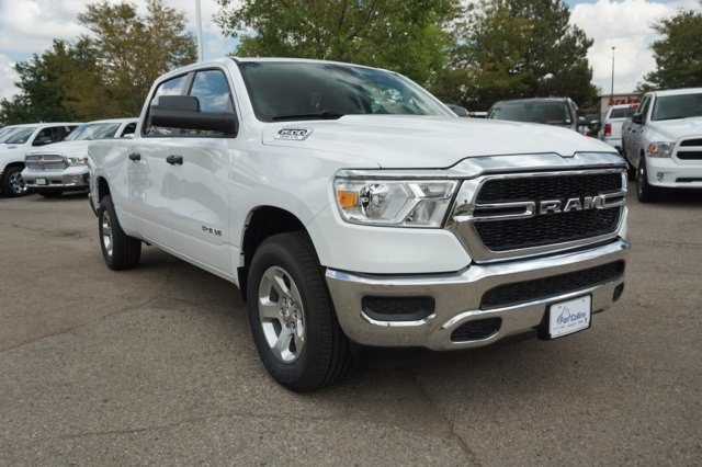 2019 Ram 1500 Crew Cab 4x4,  Pickup #6662L - photo 4