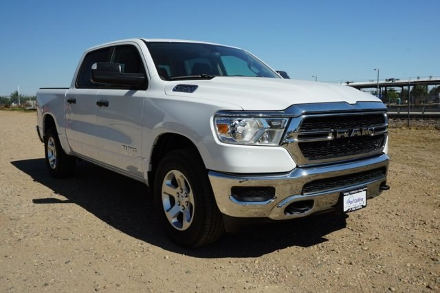 2019 Ram 1500 Crew Cab 4x4,  Pickup #6677L - photo 4