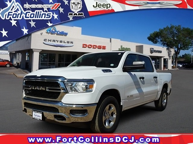 2019 Ram 1500 Crew Cab 4x4,  Pickup #6677L - photo 1