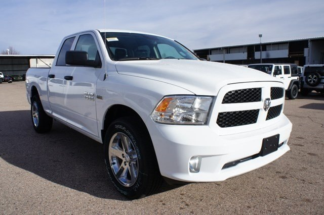 2018 Ram 1500 Quad Cab 4x4,  Pickup #6688K - photo 11