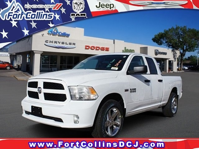 2018 Ram 1500 Quad Cab 4x4,  Pickup #6688K - photo 1