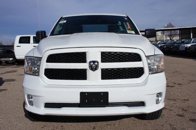 2018 Ram 1500 Quad Cab 4x4,  Pickup #6688K - photo 4