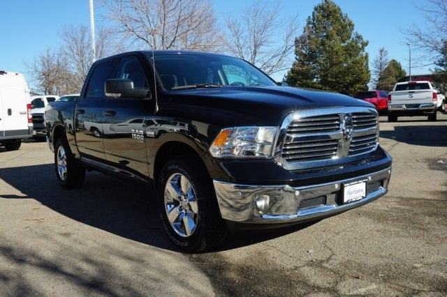 2019 Ram 1500 Crew Cab 4x4,  Pickup #6698L - photo 4