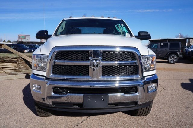 2018 Ram 3500 Crew Cab 4x4, CM Truck Beds RD Model Platform Body #6717K - photo 3