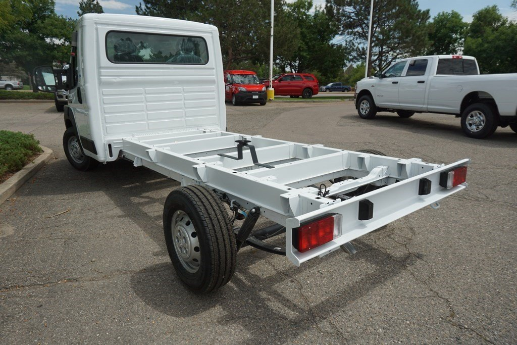 2019 Ram ProMaster 3500 Standard Roof FWD, Cab Chassis #6725M - photo 1