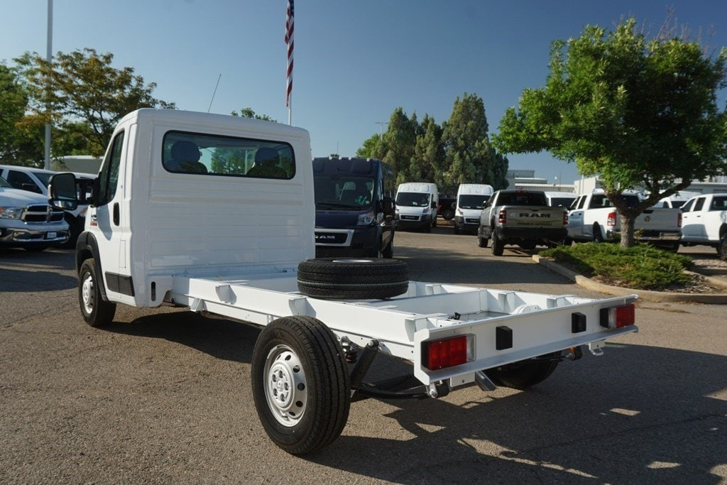 2019 Ram ProMaster 3500 FWD, Cab Chassis #6731M - photo 1