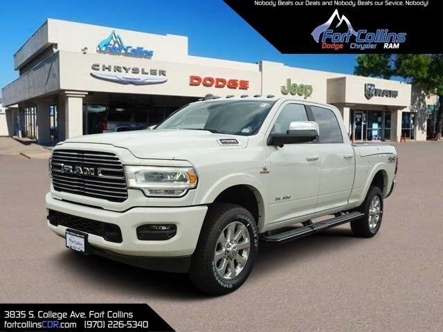 Fort Collins Dodge >> 2019 Ram 2500 Crew Cab 4x4 Pickup Stock 6739m
