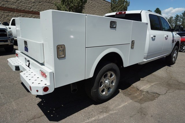 2018 Ram 3500 Crew Cab 4x4,  Stahl Service Body #6753K - photo 16