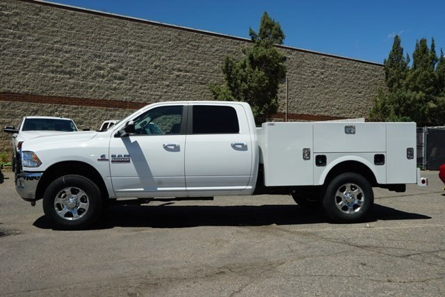 2018 Ram 3500 Crew Cab 4x4,  Stahl Service Body #6753K - photo 17