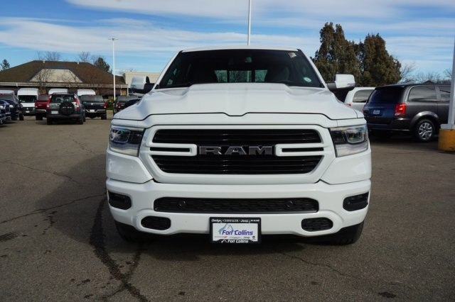 2019 Ram 1500 Crew Cab 4x4,  Pickup #6753L - photo 5