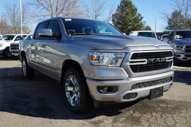 2019 Ram 1500 Crew Cab 4x4,  Pickup #6767L - photo 4