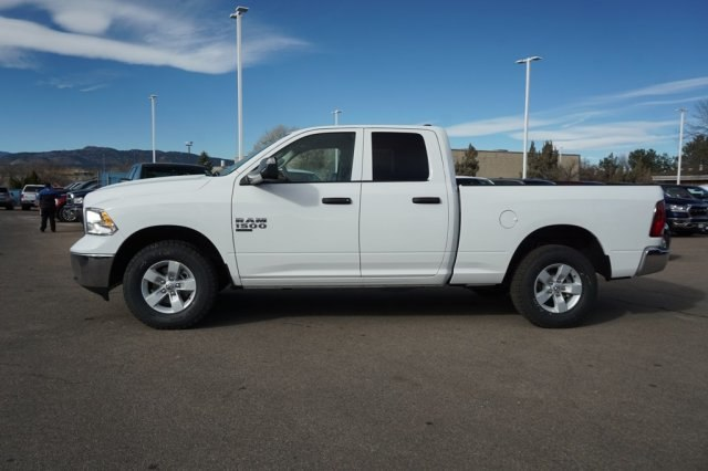2019 Ram 1500 Quad Cab 4x4,  Pickup #6774L - photo 3