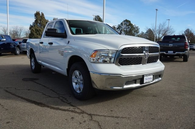 2019 Ram 1500 Quad Cab 4x4,  Pickup #6774L - photo 4