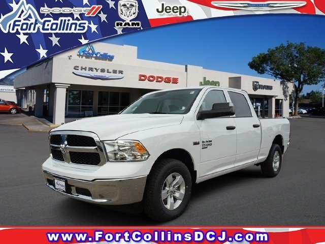 2019 Ram 1500 Crew Cab 4x4,  Pickup #6781L - photo 1