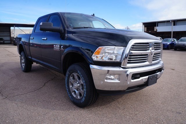 2018 Ram 2500 Crew Cab 4x4,  Pickup #6783K - photo 4