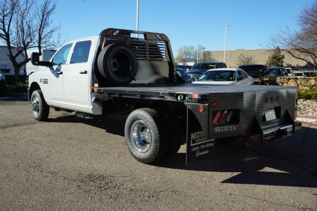 2018 Ram 3500 Crew Cab DRW 4x4,  Bedrock Platform Body #6783L - photo 2