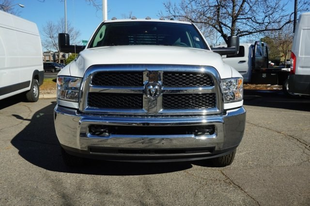 2018 Ram 3500 Crew Cab DRW 4x4,  Bedrock Platform Body #6784L - photo 5
