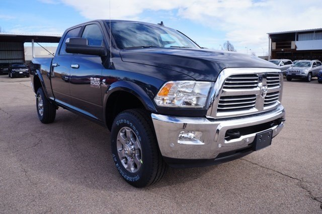 2018 Ram 2500 Crew Cab 4x4,  Pickup #6787K - photo 4