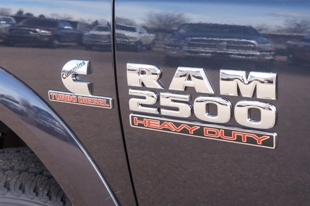 2018 Ram 2500 Crew Cab 4x4,  Pickup #6787K - photo 12