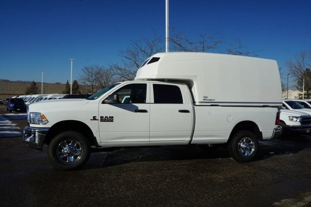 2018 Ram 2500 Crew Cab 4x4,  SpaceKap Service Body #6787L - photo 3
