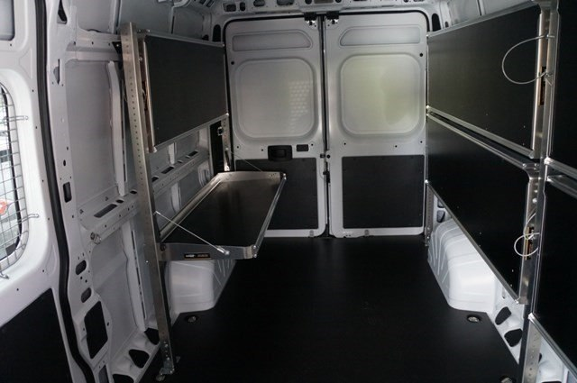 2017 ProMaster 3500 High Roof FWD,  Ranger Design Upfitted Cargo Van #6796H - photo 10