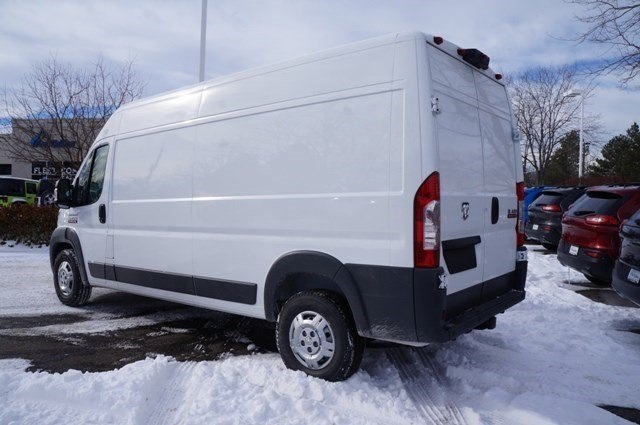 2017 ProMaster 3500 High Roof FWD,  Ranger Design Upfitted Cargo Van #6796H - photo 4