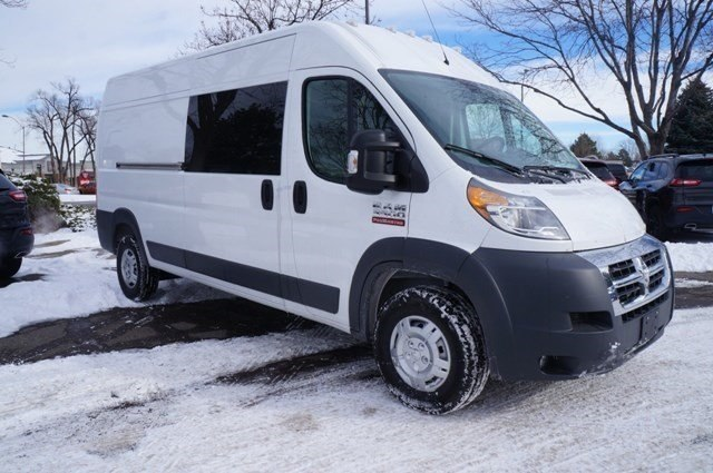 2017 ProMaster 3500 High Roof FWD,  Ranger Design Upfitted Cargo Van #6796H - photo 5