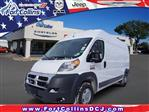 2017 ProMaster 3500 High Roof FWD,  Ranger Design Upfitted Cargo Van #6796H - photo 1
