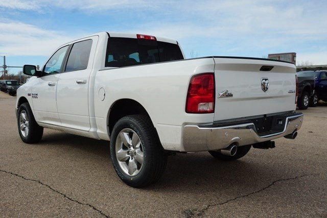 2018 Ram 2500 Crew Cab 4x4, Pickup #6801K - photo 2