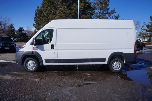 2018 ProMaster 2500 High Roof FWD,  Empty Cargo Van #6808K - photo 3