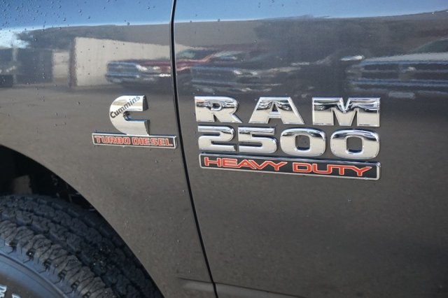 2018 Ram 2500 Mega Cab 4x4,  Pickup #6810L - photo 14