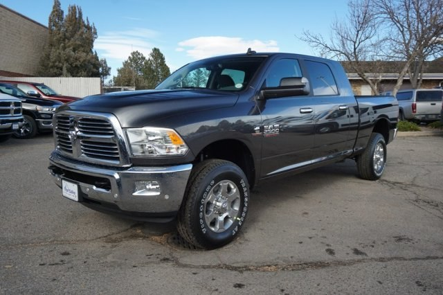 2018 Ram 2500 Mega Cab 4x4,  Pickup #6810L - photo 1