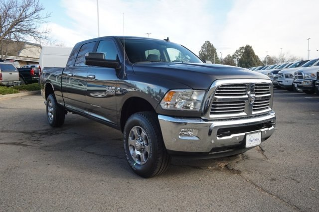 2018 Ram 2500 Mega Cab 4x4,  Pickup #6810L - photo 4